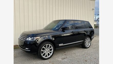 2014 Land Rover Range Rover for sale 101414361