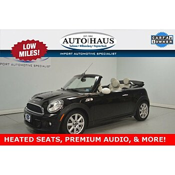 2014 MINI Cooper S Convertible for sale 101226918