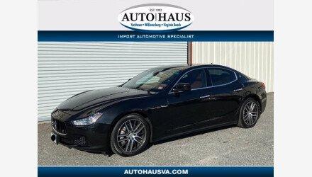 2014 Maserati Ghibli S Q4 for sale 101423262