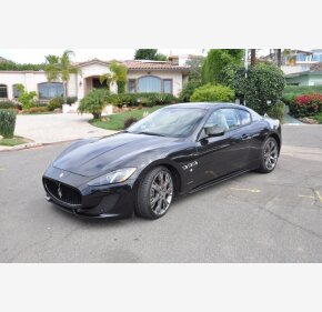 2014 Maserati GranTurismo Coupe for sale 100781270