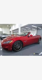 2014 Maserati GranTurismo Convertible for sale 101013912