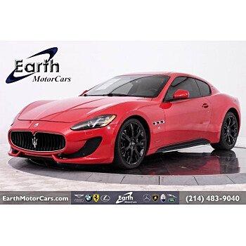2014 Maserati GranTurismo Coupe for sale 101209469