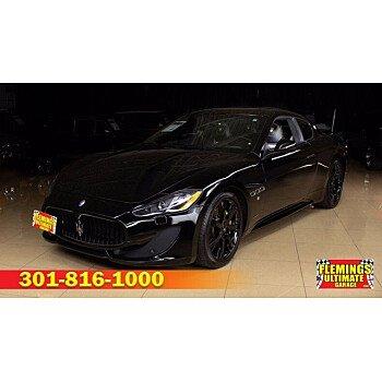 2014 Maserati GranTurismo Coupe for sale 101432648