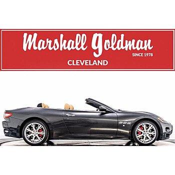 2014 Maserati GranTurismo Convertible for sale 101568724