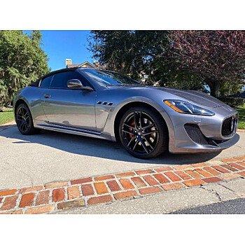 2014 Maserati GranTurismo for sale 101587338