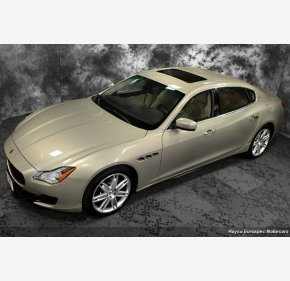 2014 Maserati Quattroporte GTS for sale 101254426