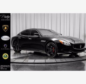 2014 Maserati Quattroporte S Q4 for sale 101374714