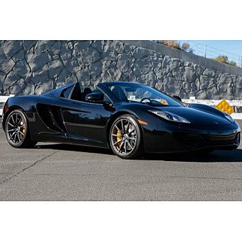 2014 McLaren MP4-12C Spider for sale 101278725