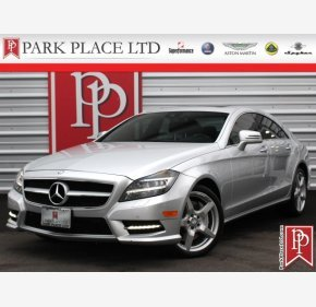 2014 Mercedes-Benz CLS550 4MATIC for sale 101091644