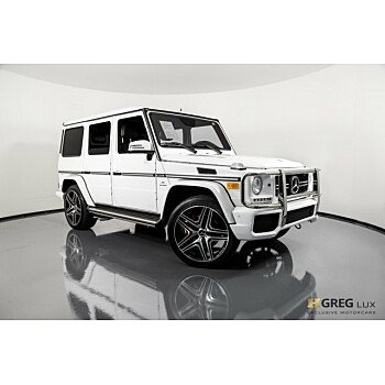2014 Mercedes-Benz G63 AMG 4MATIC for sale 101181688