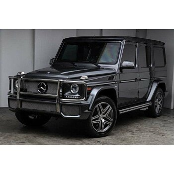 2014 Mercedes-Benz G63 AMG 4MATIC for sale 101211909