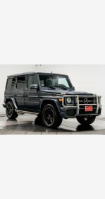 2014 Mercedes-Benz G63 AMG 4MATIC for sale 101224316