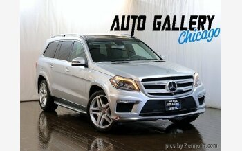 2014 Mercedes-Benz GL550 4MATIC for sale 101208069