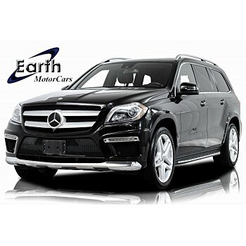 2014 Mercedes-Benz GL550 4MATIC for sale 101283914
