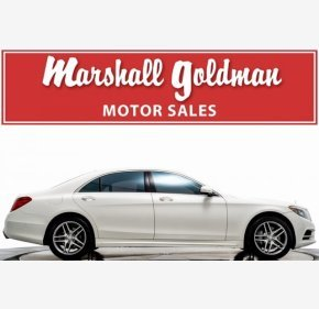 2014 Mercedes-Benz S550 Sedan for sale 101112482