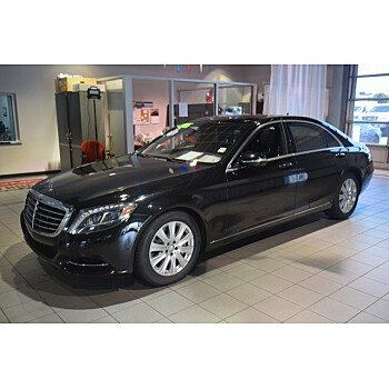 2014 Mercedes-Benz S550 Sedan for sale 101148250