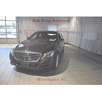 2014 Mercedes-Benz S550 Sedan for sale 101166771