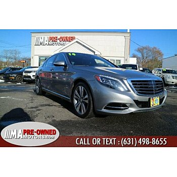 2014 Mercedes-Benz S550 Sedan for sale 101247334