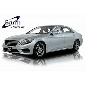 2014 Mercedes-Benz S550 Sedan for sale 101258033