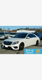 2014 Mercedes-Benz S63 AMG 4MATIC Sedan for sale 101093159