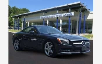 2014 Mercedes-Benz SL550 for sale 100984017