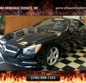 2014 Mercedes-Benz SL550 for sale 101178883