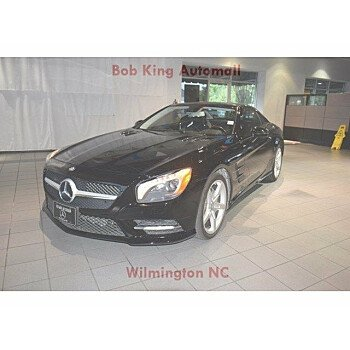 2014 Mercedes-Benz SL550 for sale 101180219