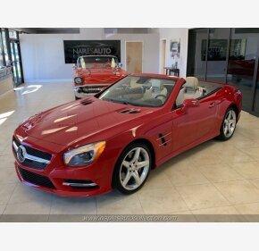 2014 Mercedes-Benz SL550 for sale 101461158