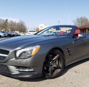 2014 Mercedes-Benz SL550 for sale 101491616