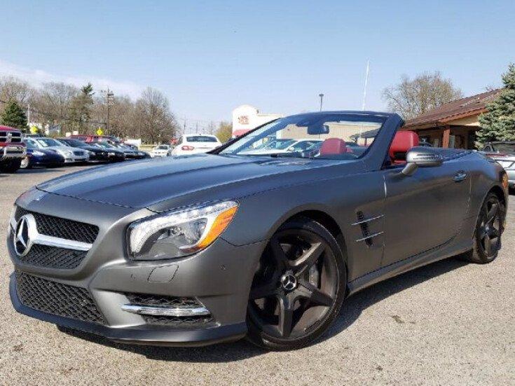 2014 Mercedes-Benz SL550 for sale 101491616