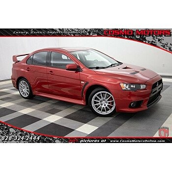 2014 Mitsubishi Lancer Evolution GSR for sale 101235110