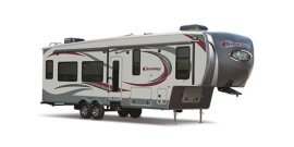 2014 Palomino Columbus 3400TH specifications