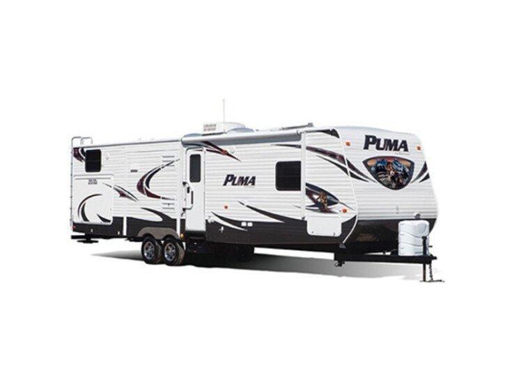 2014 Palomino Puma 23-FB specifications