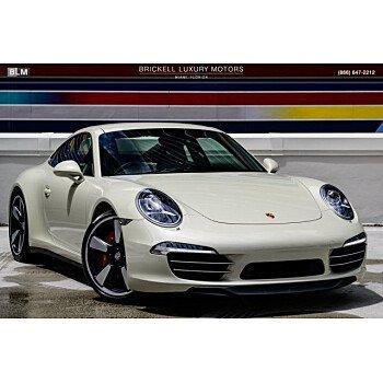 2014 Porsche 911 Carrera S Coupe for sale 101181683