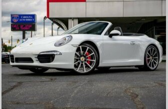 2014 Porsche 911 Carrera S Cabriolet for sale 101196638