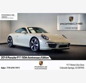 2014 Porsche 911 Carrera S Coupe for sale 101270088