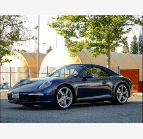 2014 Porsche 911 Carrera Cabriolet for sale 101326646