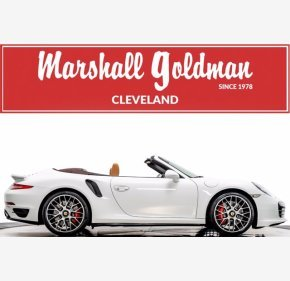 2014 Porsche 911 Turbo Cabriolet for sale 101374114