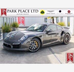 2014 Porsche 911 Turbo S for sale 101482247
