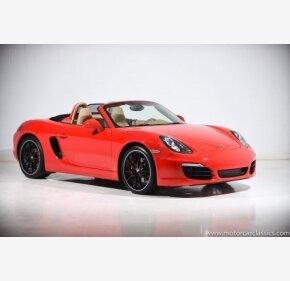 2014 Porsche Boxster S for sale 101138094