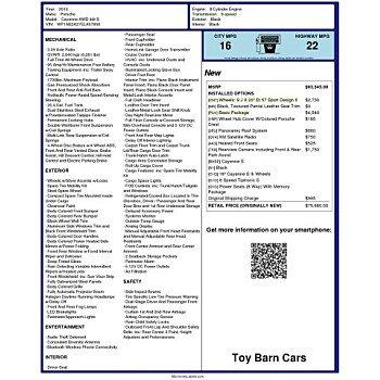 2014 Porsche Cayenne S for sale 101225608