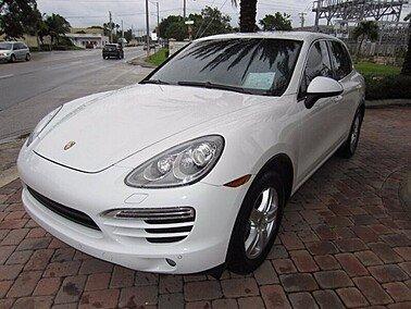 2014 Porsche Cayenne for sale 101403019