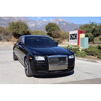 2014 Rolls-Royce Ghost for sale 101401466