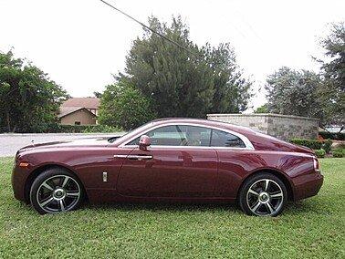 2014 Rolls-Royce Wraith for sale 101396763