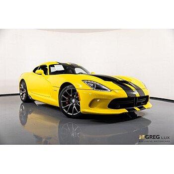 2014 SRT Viper GTS for sale 101036877