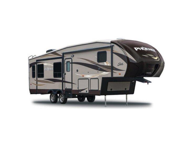 2014 Shasta Phoenix 27RL specifications