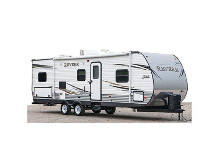2014 Shasta Revere 31RE specifications