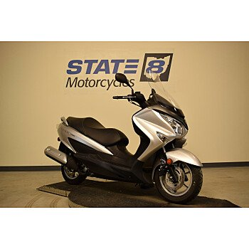 2014 Suzuki Burgman 200 for sale 200696932