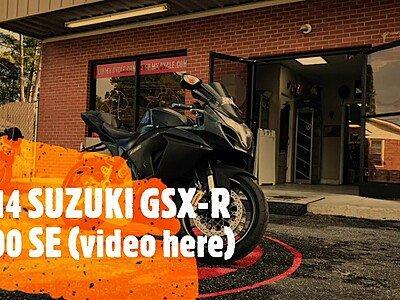 2014 Suzuki GSX-R1000 for sale 201008074