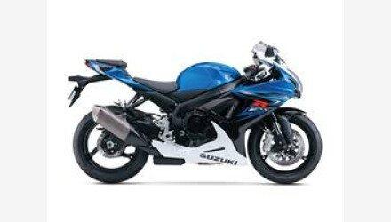 2014 Suzuki GSX-R600 for sale 200673512